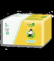ГринЛаб Литлл пеленки детские одноразовые с рис.60*90см №5 (ИМН)