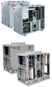 Приточно-вытяжная установка Salda RIRS 3500 HE EKO 3.0 RHX, фото 2