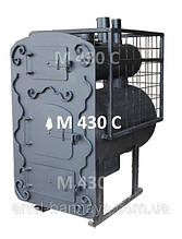 Банная печь металлическая парАвоз