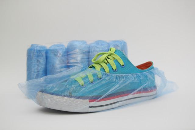 Одноразовая одежда и обувь