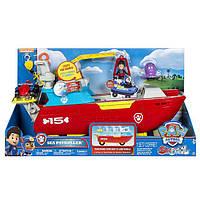 Новинка! Машина-трансформер Щенячий патруль: Морской патрулер корабль Nickelodeon, Paw Patrol