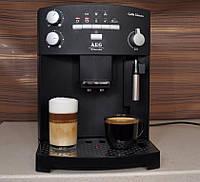 Кофемашина AEG Electrolux Caffe Silenzio