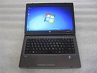 14 ноутбук HP 6465b Quad A6-3410M 3G 320G 6520G(512M) web-cam АКБ 3ч#859