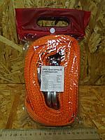 Трос буксировочный 5т 6м с карабинами Elegant