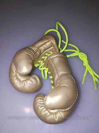 Кожаные  перчатки на подарок . Сувенир, фото 2