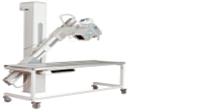 Цифровой рентген диагностический комплекс на 2 рабочих места POLISTAT M з фиксированым плоскопанель