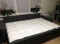 Одеяло пуховое кассетное La Notte 140 х 200 см 50% пуха 50% пера