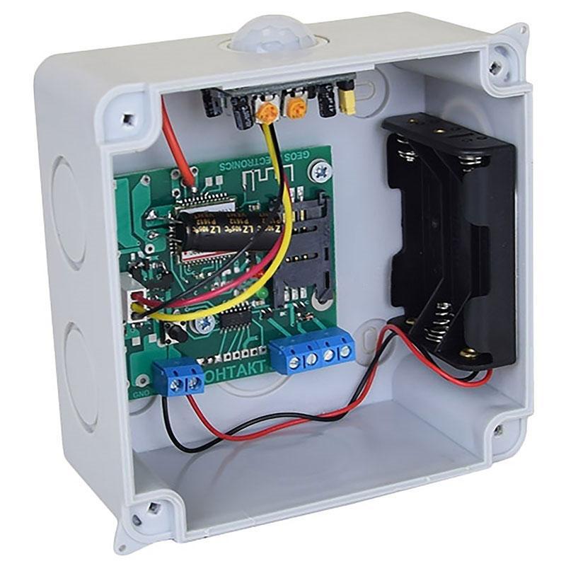 Автономная GSM-сигнализация Geos Контакт