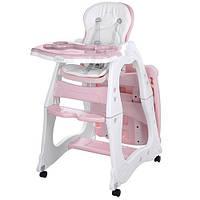 Детский стульчик для кормления Bambi M 2429-8 PRISMA