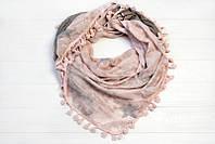 Молодежный абстрактный платок