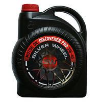Silver Wheel DISCOVERER PRO 5w40 4л SM/CF  КРАСНЫЙ