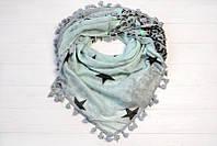 Стильный платок для девушек
