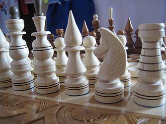 Шахматы (шашки, нарди) из дерева ручная робота закарпатских мастеров