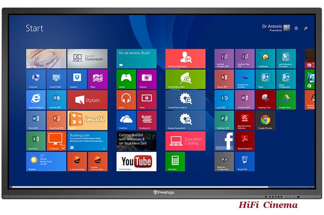 Prestigio Multiboard 84 G original интерактивный ЖК-дисплей