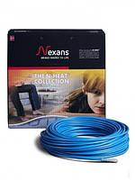 Греющий кабель двужильный для теплого пола 10-12,5 м.кв (1700Вт) Nexans TXLP/2R 17Вт/м , фото 1