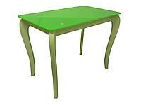 Стол обеденный на деревянных опорах ДКС-Классик