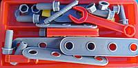 Игрушечный детский набор инструментов в чемодане