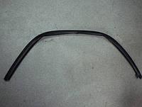 Уплотнитель рамки задней левой двери Ланос (GM) 96304156