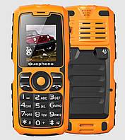Мобильный телефон Land Rover (Guophone V3S)   2 сим,1,77 дюйма, IP67, 4000 мА/ч. ДЕШЕВО!