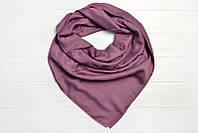 Принтированный шелковый платок