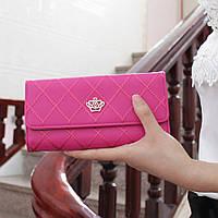 Модный женский кошелек розового цвета LANJINJUE