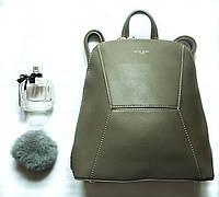 Женский рюкзак из кожзама David Jones