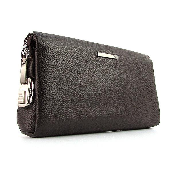 6d8db2b80565 Коричневый мужской клатч Armani кожаный с кодовым замком: продажа ...