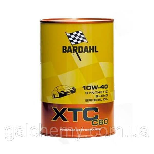 Моторне масло Вardahl XTC C60 10W40 1 л (326040)