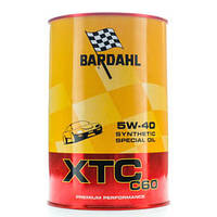 Моторне масло Bardahl XTC C60 5W40 1 л (334040)