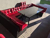 Комплект (3 дивани + стіл)