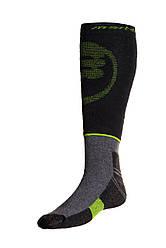 Носки лыжные Martes high black-green АКЦИЯ -10%