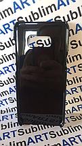 Чехол для 2D сублимации пластиковый на Samsung Galaxy S8 plus черный, фото 3