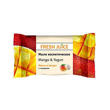 Fresh Juice Мило косметичне Mango & Yogurt 75 г