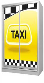 Шкаф-купе в детскую Taxi №2    Viorina-Deko