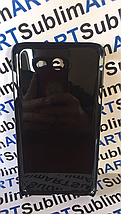 Чехол для 2D сублимации пластиковый на Samsung Galaxy j7 (j720) 2017 черный, фото 3