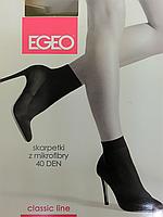 Капроновые носочки (1 пара), EGEO Classic Line 40 Den