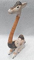 Статуэтка деревянная верблюд  высота 35 см