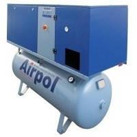Винтовой компрессор на ресивере Airpol KТ4 с осушителем