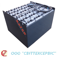 Тяговая аккумуляторна батарея BATER 2/40V 4PzS 320