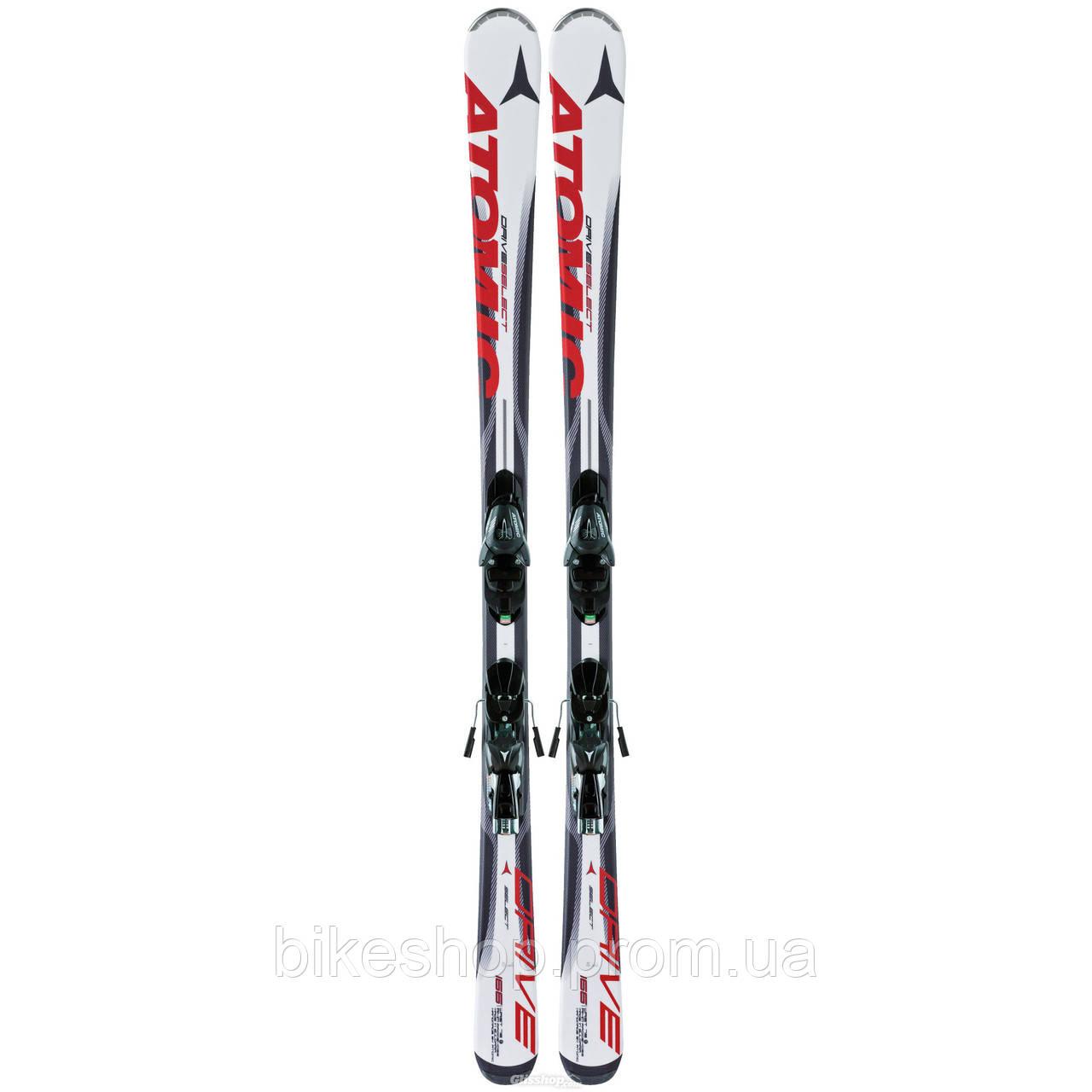 Горные лыжи Atomic Drive Select 2012 (159 см , 152 см , 166) см ... dbcad942d7d