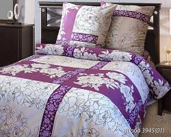 Комплект постельного белья двуспальный  ШАБО (навол.70*70)