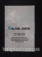 Курьерский пакет 240х320+40 с логотипом в 2 цвета