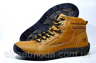 Мужские зимние ботинки в стиле Caterpiller