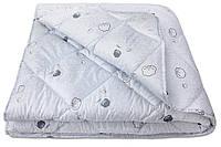 Легкое летнее одеяло ТЕП «Cotton» light microfiber с наполнителем из натуральных волокон.