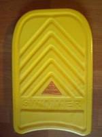 Доска для плавания для бассейна эргономичный и гидродинамичный дизайн