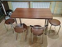 Стол кухонный комплект 1200х600х710Н