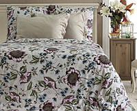 Полуторные комплекты постельного белья из сатина