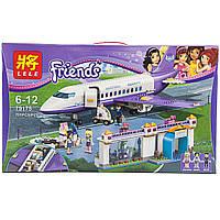 Конструктор Lele Friends 79175 Аэропорт