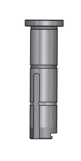 Направляющая открытого типа ABS, серия ТОР85, станция А.