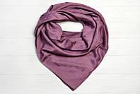 Красивый лиловый платок